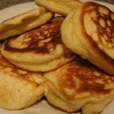 Russische Buttermilch-Pfannkuchen (Oladji) @ de.allrecipes.com