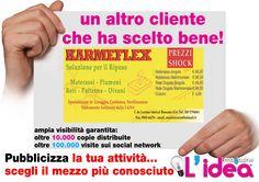 grafica da noi realizzata per Karmaflex -Rossano- CS