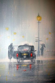 Jeff Rowland - British painter