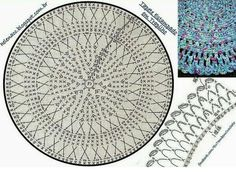 Stitch crochet pattern home