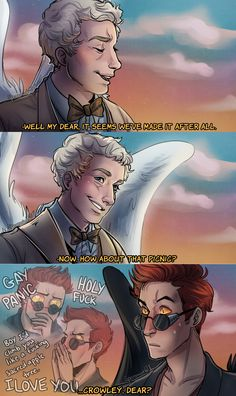 28 Best Good omens images in 2019