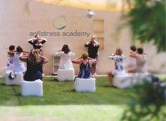 Il Viaggiatore Magazine - Vivosa Apulia Resort - Seduta Antistress - Marina di Ugento, Lecce