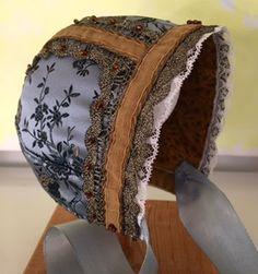 Christening bonnet for Mateus