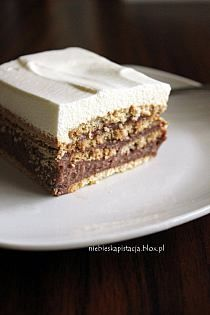 Przekładaniec herbatnikowy For… Pumpkin Spice Latte, Food Cakes, No Bake Desserts, Tiramisu, Ale, Cake Recipes, Cheesecake, Baking, Ethnic Recipes