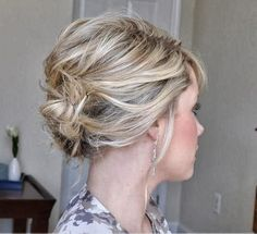 up dos for short hair - Google Search