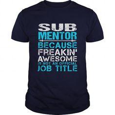 SUB MENTOR T Shirts, Hoodie Sweatshirts