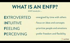 Discover the ENFP personality type created by Myers and Briggs. Learn about the traits of the ENFP, ENFP strengths, and what ENFPs need to be happy. Plus, see famous ENFPs and learn how common the ENFP personality type really is. Enfp Personality, Personality Profile, Ambivert, Behavioral Science, Enneagram Types, Entp, Core Values, Relationship Tips, Introvert