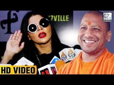 Rakhi Sawant is always known for making some hilarious statements on various topics and for the first time she has reacted on UP CM Yogi Adityanath. Check out the video to know more.