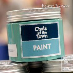 Το Chalk of The Town είναι η πιο χρωματιστή γωνιά στο Παγκράτι   Athens Voice Best Chalk Paint, Coffee Cans, Colors, Painting, Home Decor, Decoration Home, Room Decor, Painting Art, Colour