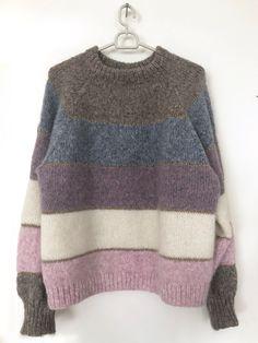 Me - forårsfarver galore - FiftyFabulous Easy Knitting, Knitting Patterns, Knitting Sweaters, Panduro Hobby, Knit Fashion, Womens Fashion, Knit Crochet, Crochet Pattern, Drops Design