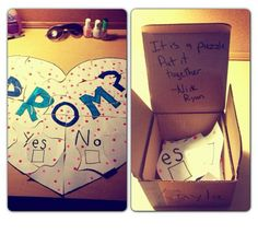 Ask Her To Prom ...♡