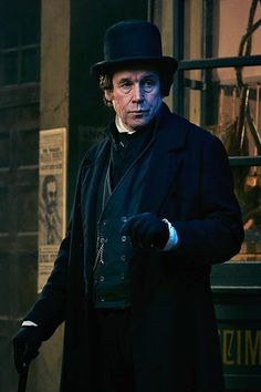 Drama set within the fictional realms of Charles Dickens' critically acclaimed novels.