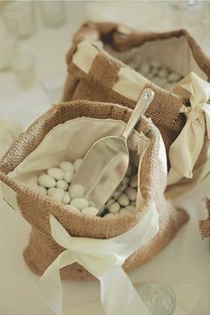 Cool Ways To Use Burlap In Your Rustic Or Vintage Wedding - crazyforus Wedding Trends, Wedding Designs, Wedding Styles, Wedding Ideas, Hessian Fabric, Greek Wedding, Vintage Stil, Princess Wedding, Event Decor