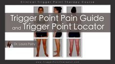 View the Trigger Point Locator video on YouTube