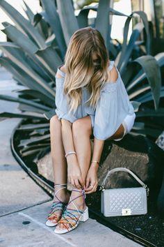 Aktuelle Mode- & Fashion-Trends im Blog von Xenia Overdose entdecken ♥ Melrose Ave ♥ Blogwalk.de