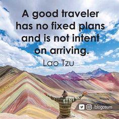Reposting @blogosum: #travel #trip #journey #quote #life #change