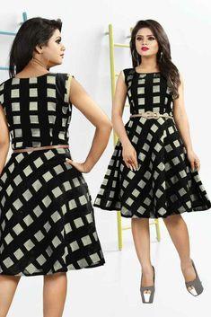 Modal Designer Gold Printed Dresses from Westofashion Western Wear Dresses, Western Gown, Western Wear For Women, Party Wear Long Gowns, Fancy Gowns, Indian Party Wear, Indian Wear, Gowns For Girls, Girls Wear