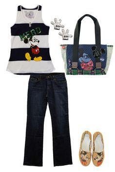 Disney Style Snapshots: Creating An Adorkable Disney Parks Look - Click to learn how http://di.sn/g9K - love this