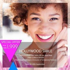 Let us help you achieve your smile goals! Feel more confident about your appearance with a new smile that is as beautiful as it is healthy. You no longer have to suffer from missing, chipped, discolored, or crooked teeth. Contact us today on 04 4487016 and schedule your Hollywood smile makeover!