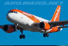 Airbus A319-111 - EasyJet Airline | Aviation Photo #4146545 | Airliners.net