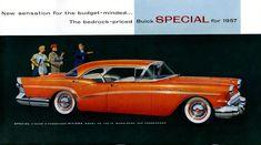 1957 Buick Special Four Door Riviera
