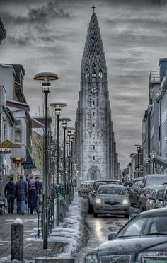 New Wonderful Photos: Reykjavik Iceland