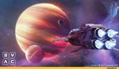 Sci-Fi,art,арт,красивые картинки,Immersion VFX