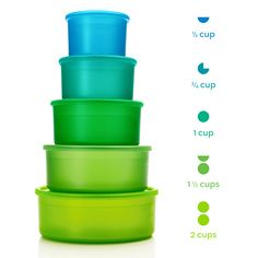 Buy Portionware Blue-Green by portionware on OpenSky
