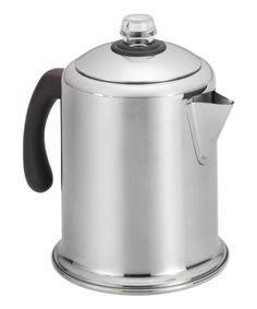 Look at this Stainless Steel Classic 8-Cup Percolator on #zulily today!