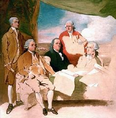 *  On 3 September 1783 Great Britain formally acknowledged the independence of the United States with a definitive treaty signed in Paris. On the same date, Britain signed a peace settlement with France – the main formal ally to the Americans – and Spain at the château de Versailles.Manchester signed for Britain and Vergennes signed for France.