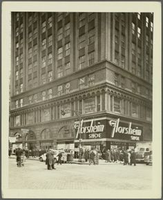 501 Seventh Avenue - West 37th Street ca. 1930's