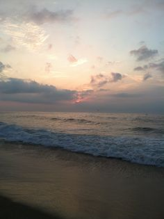 Sunrise, Ocean City Maryland Where I will be on Friday-So excited!