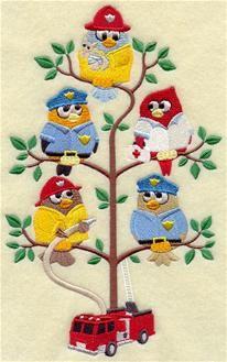 Firemans Tree