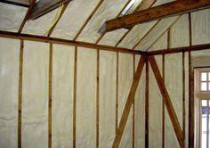 Foamrite - Spray Foam Insulation  #foamrite #spray foam #insulation
