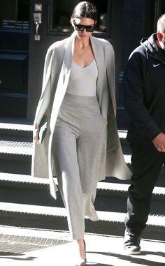 These 10 A-Listers Have the Workwear Wardrobe Of Our Dreams via @WhoWhatWearUK