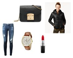 A fashion look from January 2016 featuring NIKE, distressed jeans and Furla. Browse and shop related looks. Adriano Goldschmied, Furla, Mac Cosmetics, Tommy Hilfiger, Shoe Bag, Nike, Polyvore, Stuff To Buy, Shopping