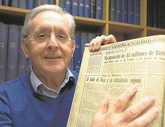 """Domingo Rodrigo: """"Si todo el mundo pretende hacer ahora vinos de finca, Rioja fracasará"""""""