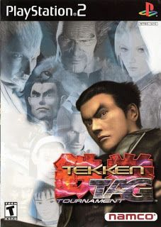 Tekken Tag Tournament Ps2 Iso Rom Download Ps2 Games Video