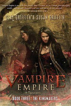 Una buena elección de lectura: Cubierta Amor: Vampiro Imperio: Los designadores de cargos por la arcilla y Susan Griffith