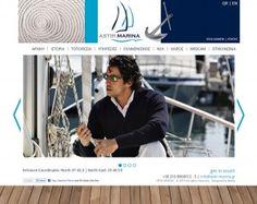 New Astir Marina Website Launched...  www.astir-marina.com