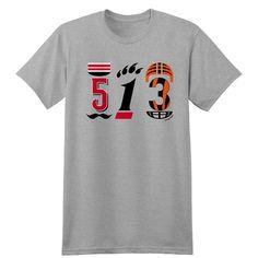513 (Cincinnati) tee