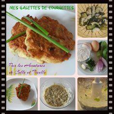 Galette de courgettes!! la recette c'est par ici: http://colleetficelle.wordpress.com/2014/06/27/les-courgettes-de-colle-colle/