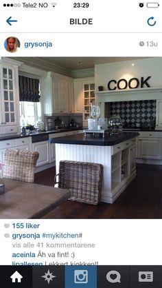Herskapelige kjøkken