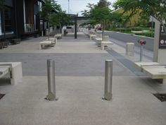 Photo in Security Bollards - Google Photos