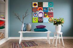 Woonkamer Ideen Kleur Modern Interieur Ideeën En Interieur Inspiratie Makeithome Super Cool Stuff, Paint Colors For Living Room, Sweet Home, Kids Rugs, Interior, House, Inspiration, Home Decor, Google