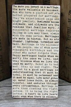 Love this! Maybe a wedding reading?