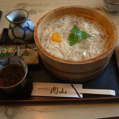 Sōmen (素麺)  for Japanese Hot Summer