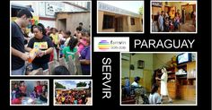 Serve: John Paul II Shelter  - Paraguay #YVC2015 #ServeYVC