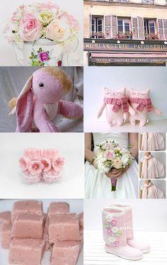 SOFT SWEET VALENTINE by Vickie Wade on Etsy #pink #pastel #beauty #wellness #rose #wedding #engagement #bridal #valentinesday #weddignfavor #giftfinds #stuffedbunny #stuffedrabbit #bunny #rabbit #handmade #mohicain #babybooties #crochet #soap #cat #romantic #Paris #photography #fineart #silkflowers #flowerarrangement #tabledecor #decor #homedecor #indulge #luxury