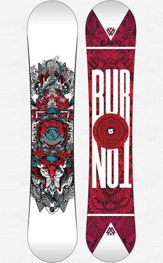 Standard Snowboard | Burton Snowboards